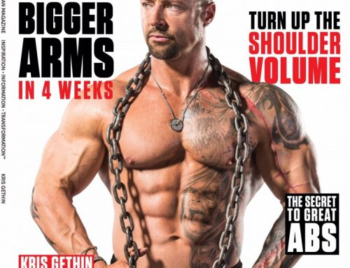 Ironman Kris Gethin Gets Even Stronger with Dr. Sponaugle