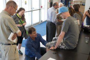 Dr Rick Sponaugle Treats Lyme Disease Patient