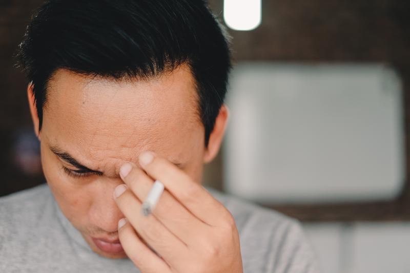 Nicotine Addiction and Brain Trauma
